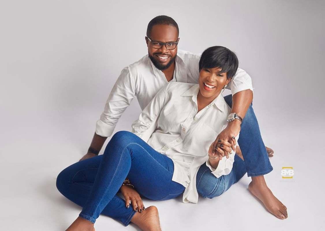 Stephanie Okereke husband