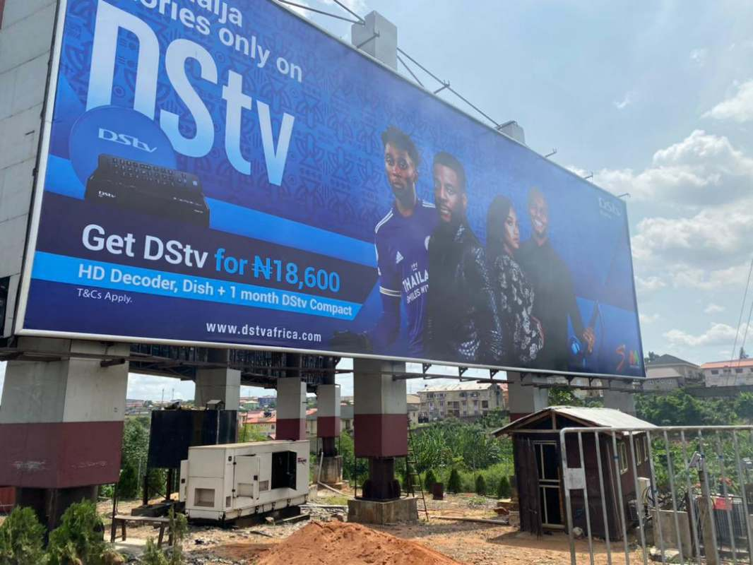 Footballer, Ndidi Wilfred calls out DSTV for using his image as advert without his consent