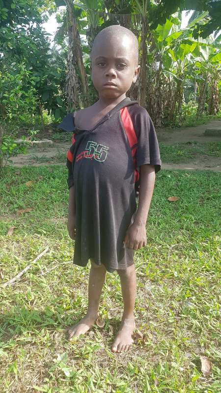 """""""My mother threatened me with cutlass, locked me up"""" - Young boy accused of witchcraft narrates"""