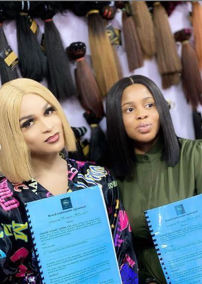 Transgender Buchi ambassadorial deal