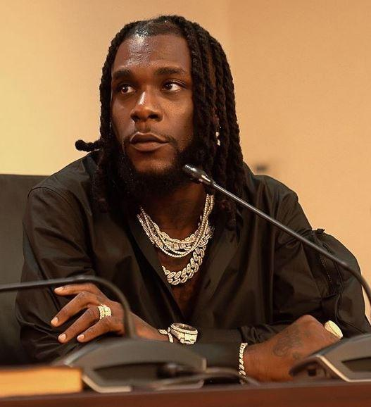 Sanwo-Olu Burna Boy Grammy Reactions