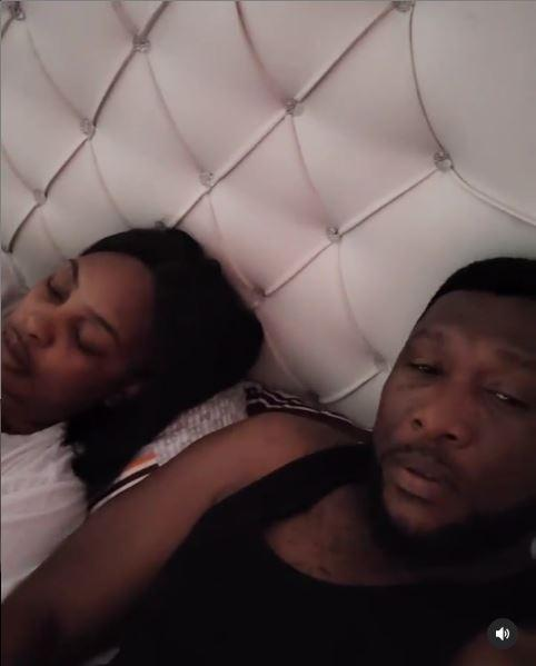 Tchidi Chikere marriage crash video