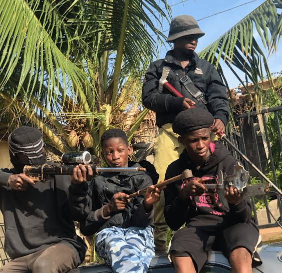Netflix Ikorodu Bois
