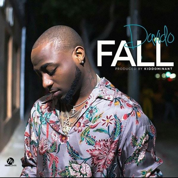 Davido Fall music Youtube