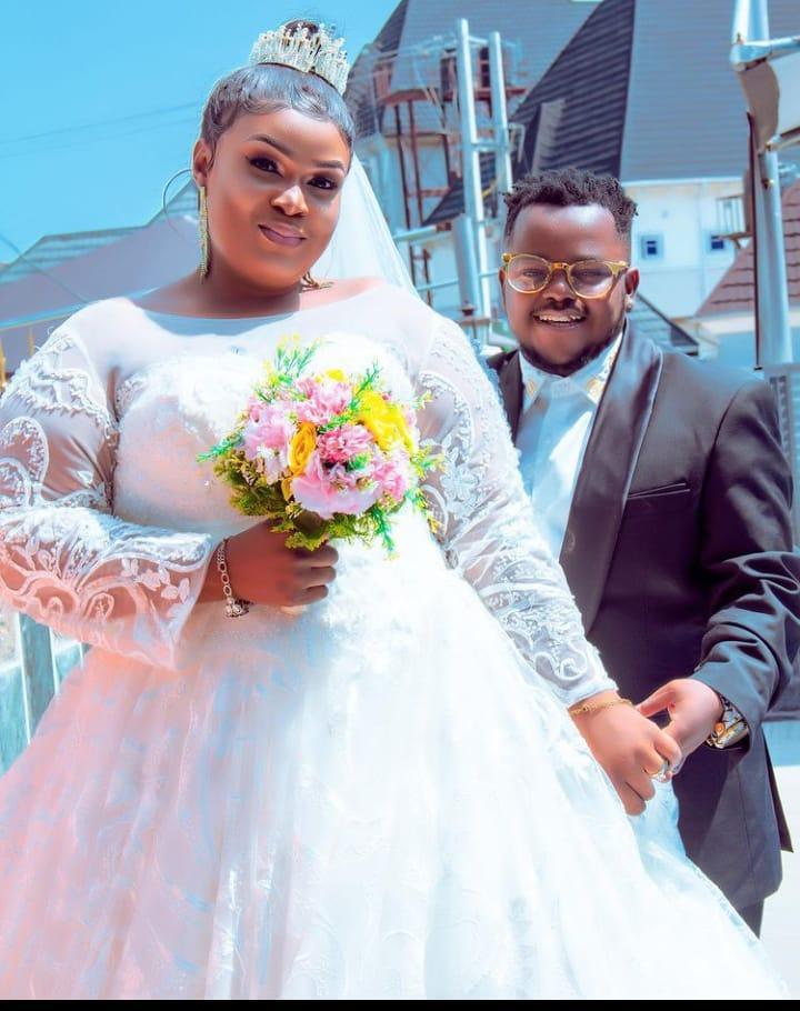 Odira Nwobu ties knot