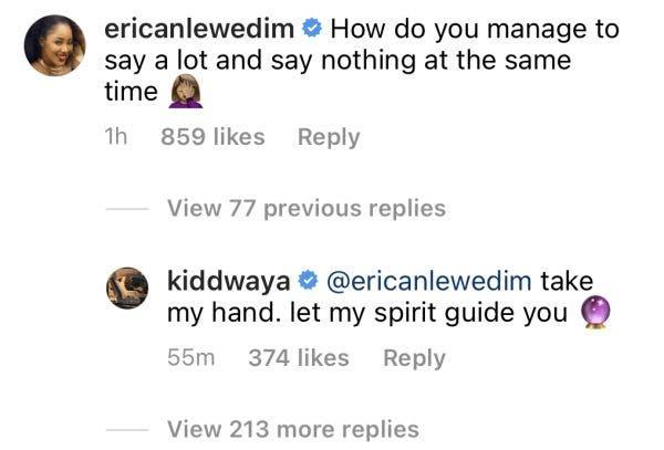 Kiddwaya Erica write-up social media