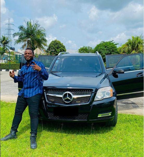 Mr Funny New Car Mercedes Benz