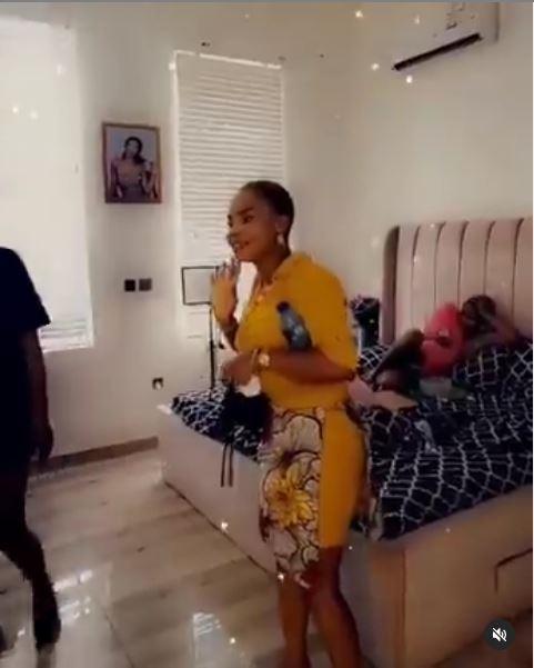 Iyabo Ojo daughter Priscilla marry early