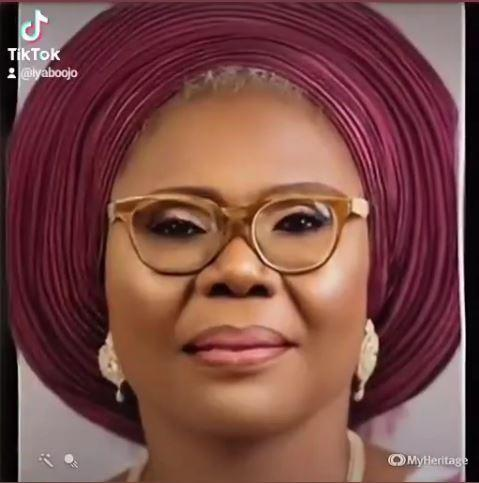 Iyabo Ojo Mother Demise Mourn