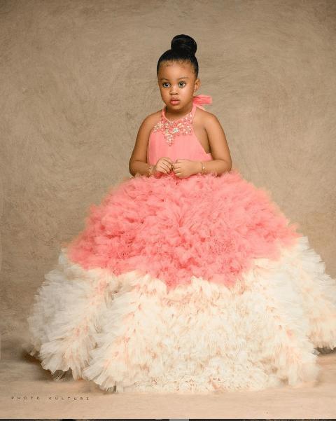 Mimi Orjiekwe daughter Birthday