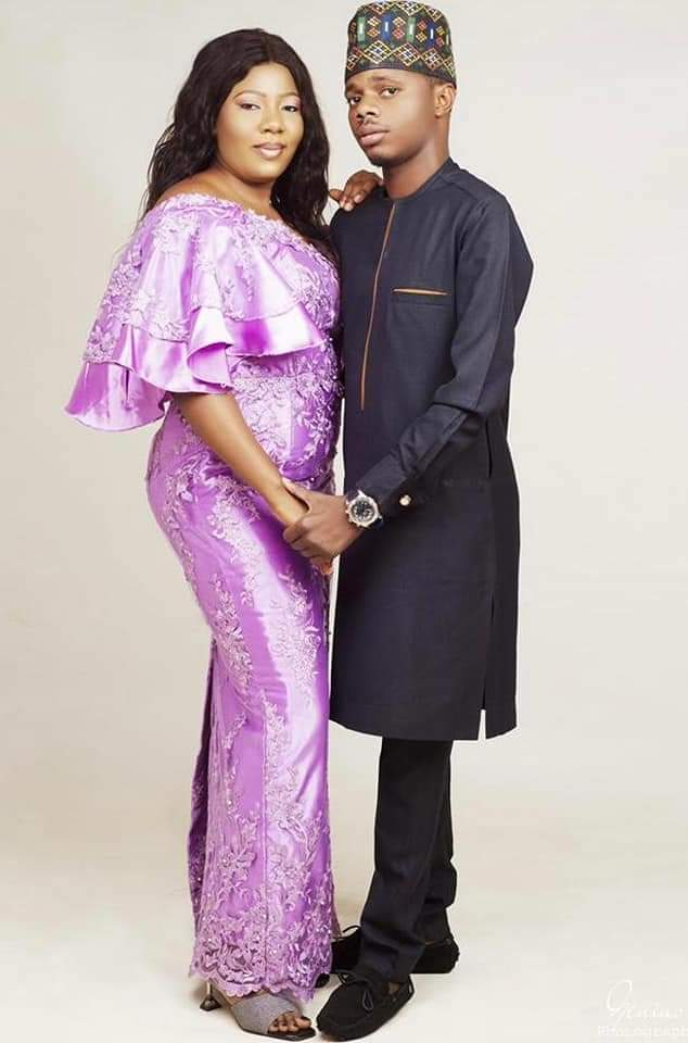 Abuja anti-EndSARS protester ties the knot with his fiancee