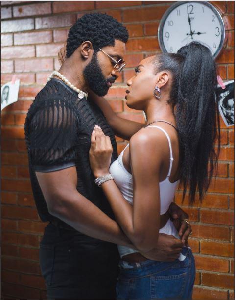 Ric Hassani Jemima Osunde date