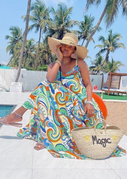 Simi Birthday Adekunle Gold Beach Party
