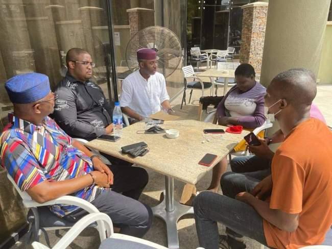 Uche Nwosu hawks donated