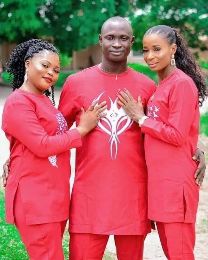 man marry two wives