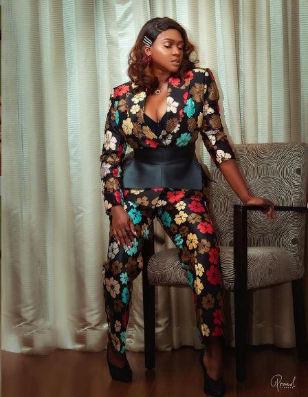 Waje Omawumi celebrates Birthday