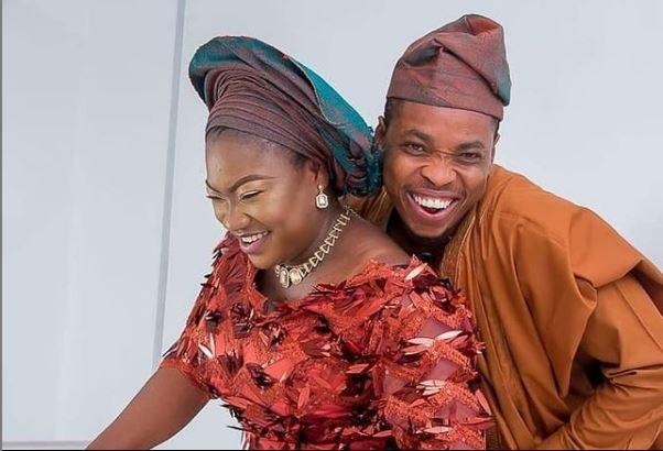 Woli Agba wedding anniversary