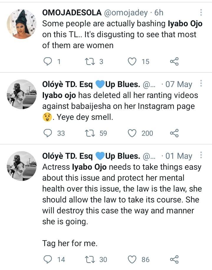 Iyabo Ojo Baba Ijesha
