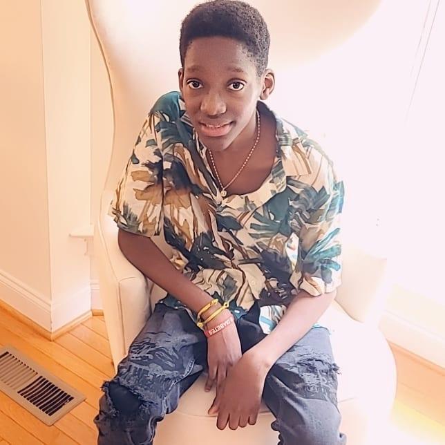 Veteran singer, Tuface Idibia celebrates son, Justin on his birthday