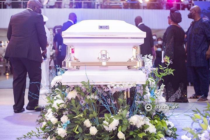burial dare adeboye