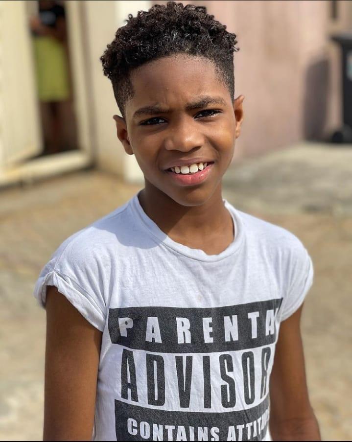 Timi Dakolo praises son