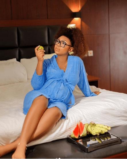 Benita Onyiuke welcomes child