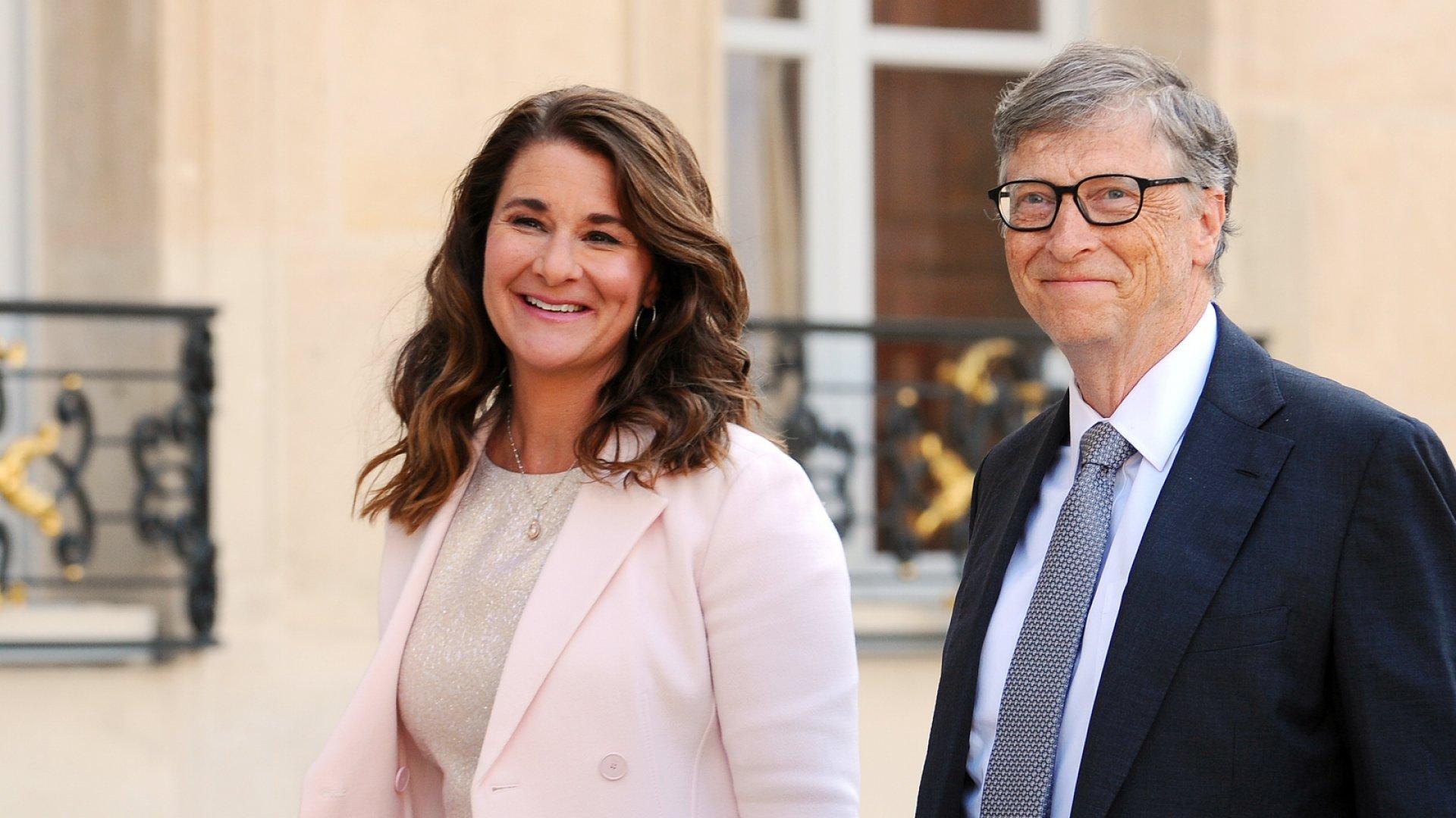 Uti Nwachukwu Bill Gates Marriage Divorce
