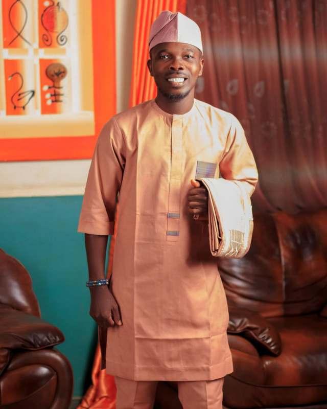 Nollywood actor, Ijebuu celebrates birthday with stylish photoshoot