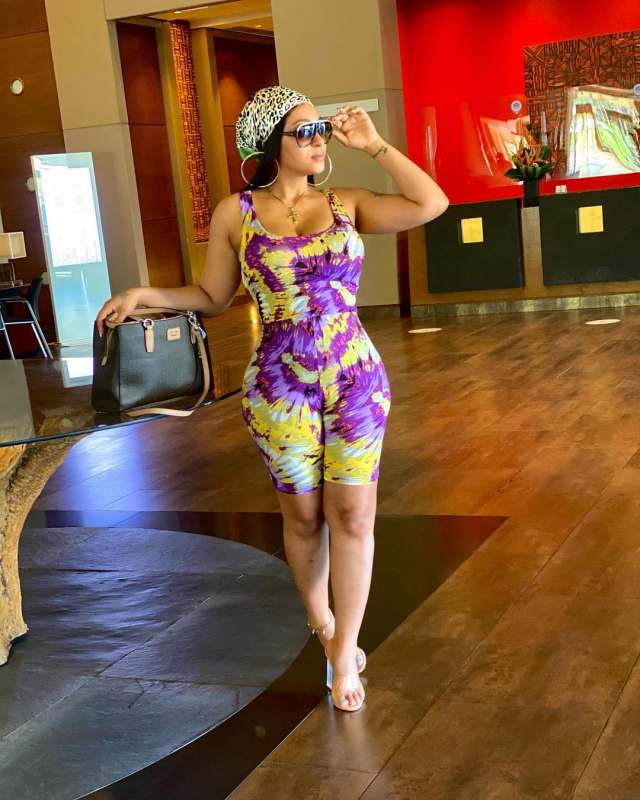 """""""Prove it that your bride price was paid"""" - Uche Maduagwu slams Rosy Meurer (Video)"""
