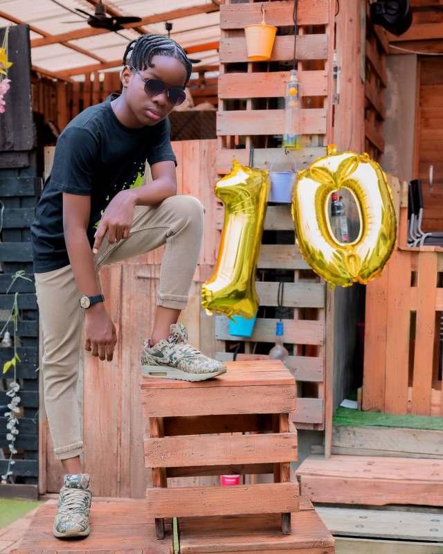 boluwatife balogun 10th birthday