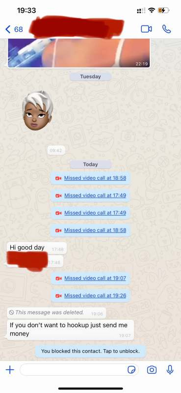 Don Jazzy leaks chat of lady sending 'unclad' photos, threatening him to hook up with her