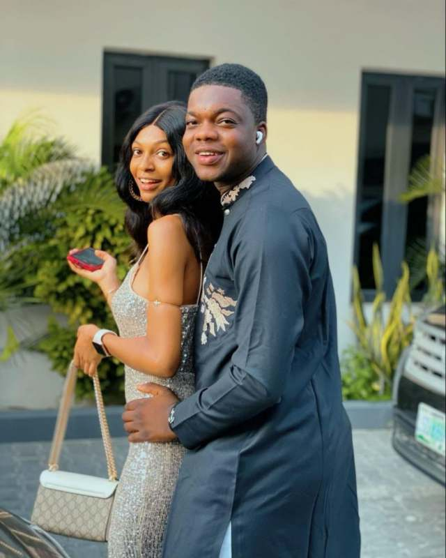 Adeherself breaks silence as Cute Abiola secretly ties the knot with 'original lover'