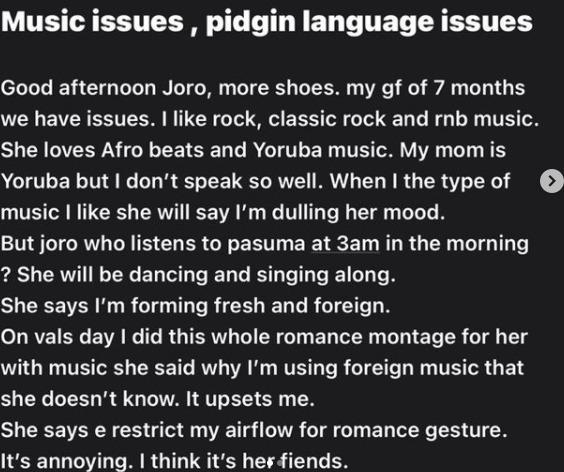 girlfriend music