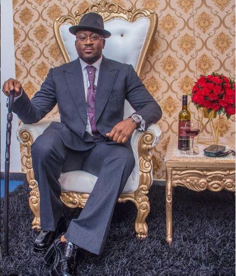 Desmond Elliot Toyin Abraham Joke Dragging Begs