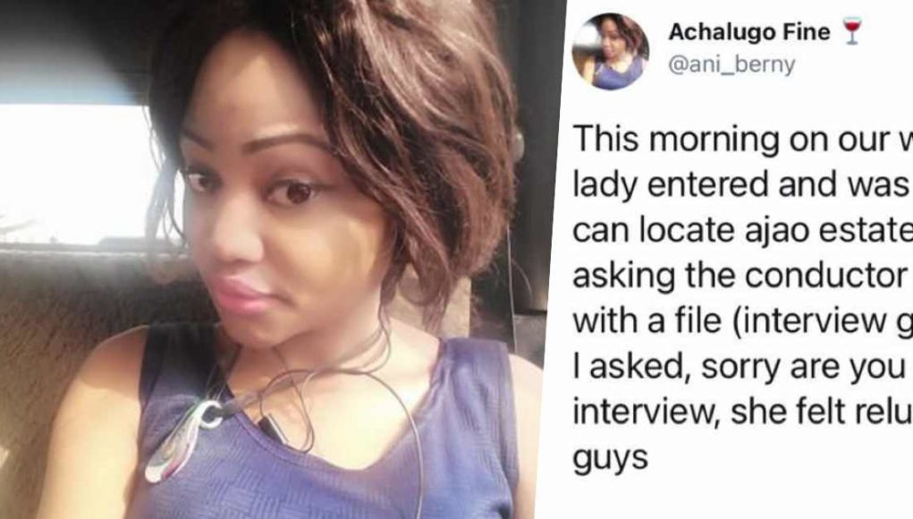 Man saves lady from suspected kidnapper's den disguised as job interview