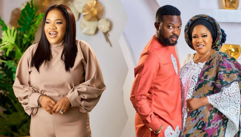 Actress, Toyin Abraham set to start reality Tv show with her family