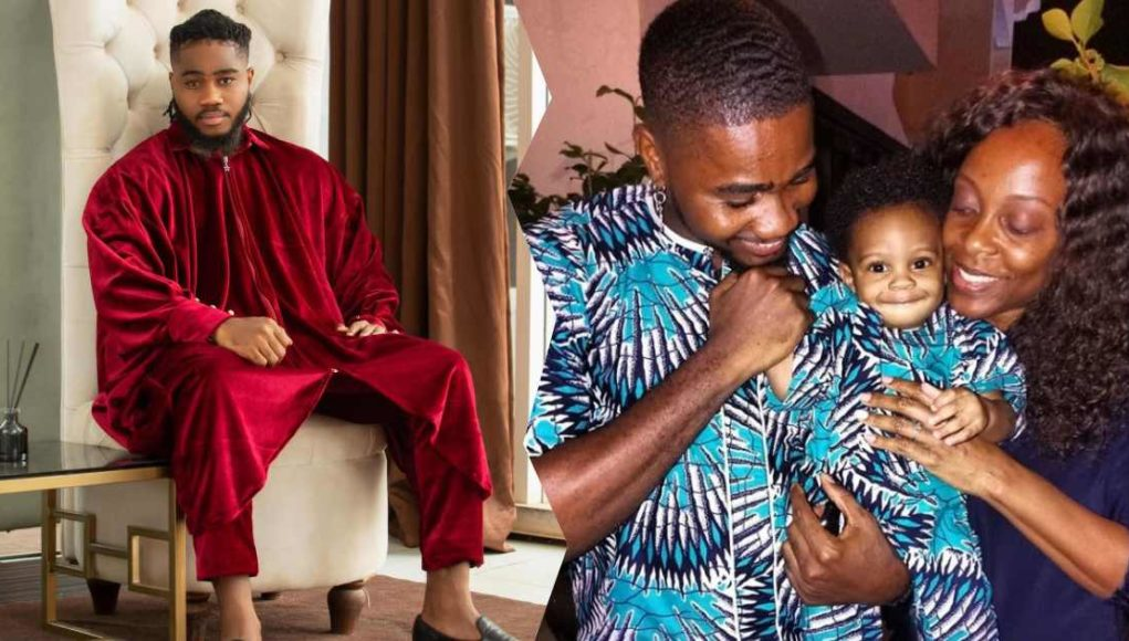 BBNaija's Praise allegedly pleads for reconciliation after being caught having affair with fiancee's friend