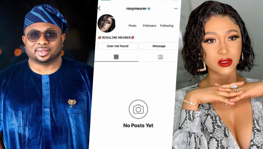Churchill dragged for asking Rosy Meurer to reactivate Instagram as she's 'losing the battle'