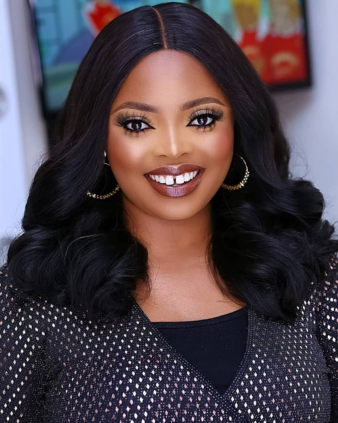 I quit acting because of kissing scenes — Actress Juliana Olayode (Video)