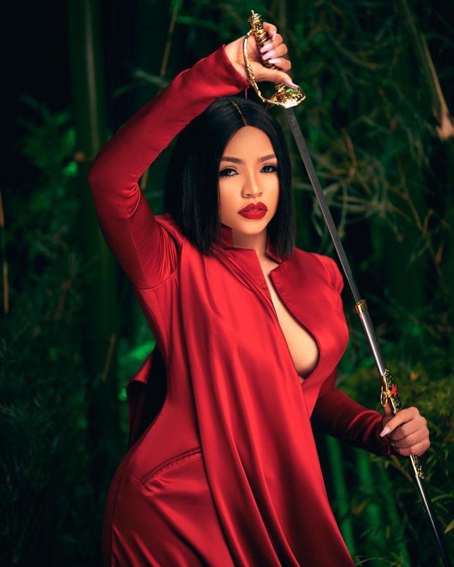 I'll throw a party if Drake replies my messages - BBNaija's Nengi