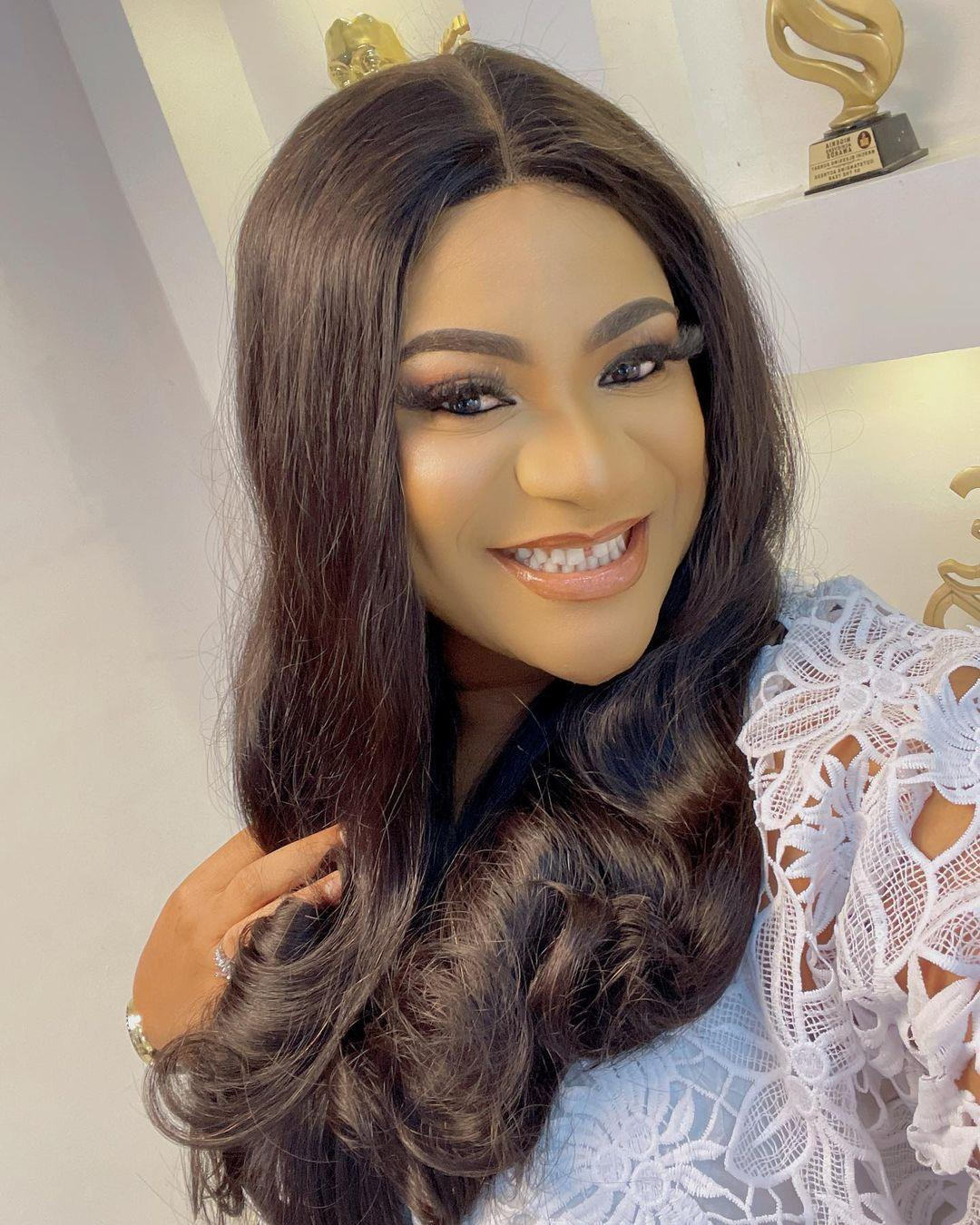 Don't give up on love, it's too sweet - Actress, Nkechi Blessing dish out relationship advise