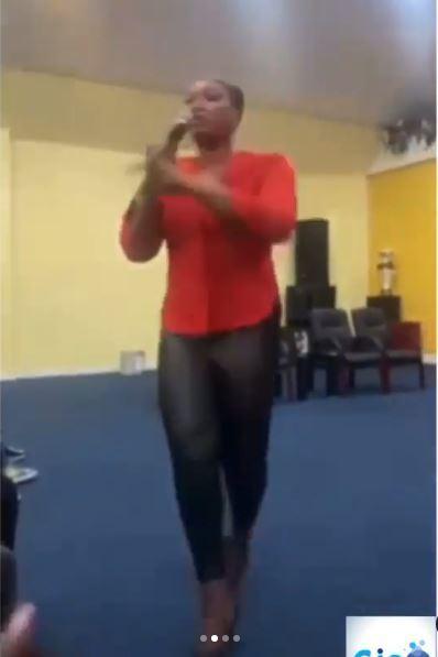 Pastor's wife curses members birthday