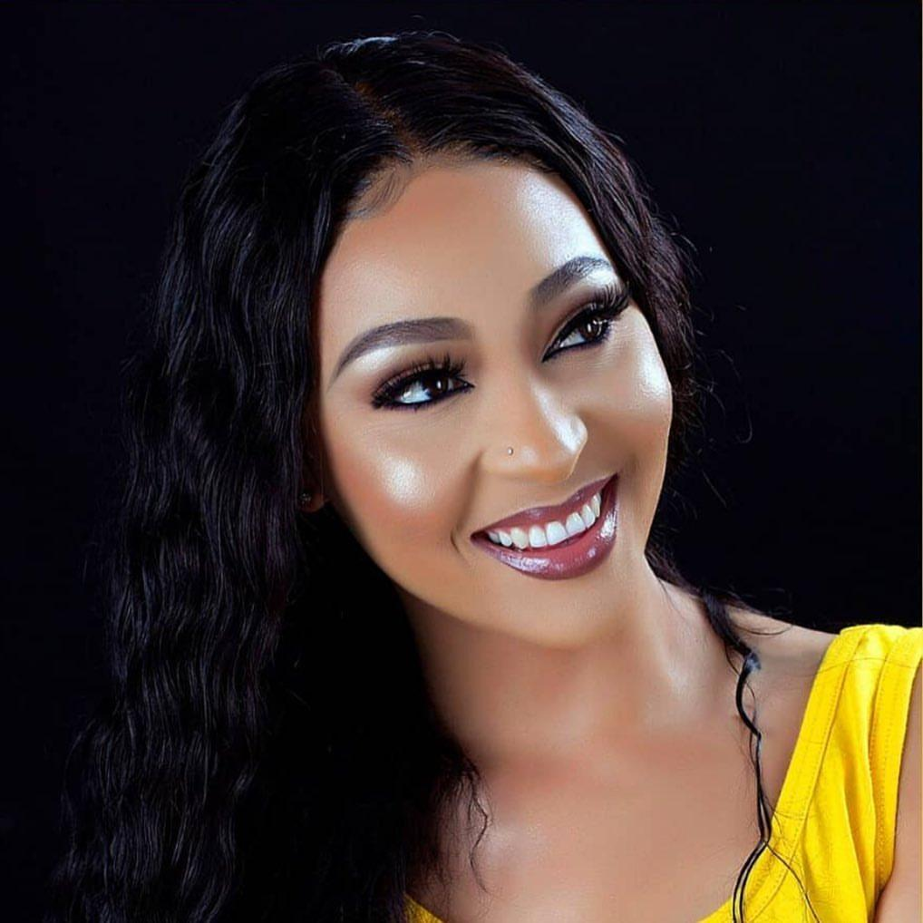 """""""You're all bunch of hypocrite - Rosy Meurer blast fans criticising her for posting a photo demeaning women (Video)"""