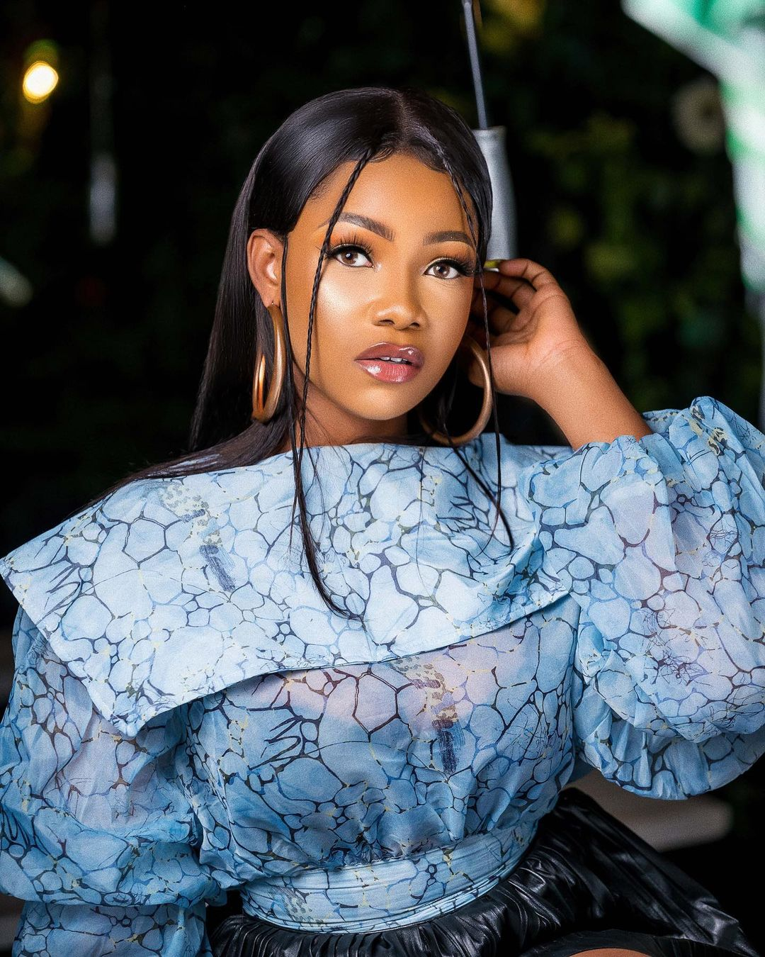 """""""I don't have a sugar daddy please patronize my business"""" - Tacha beg fans (Video)"""