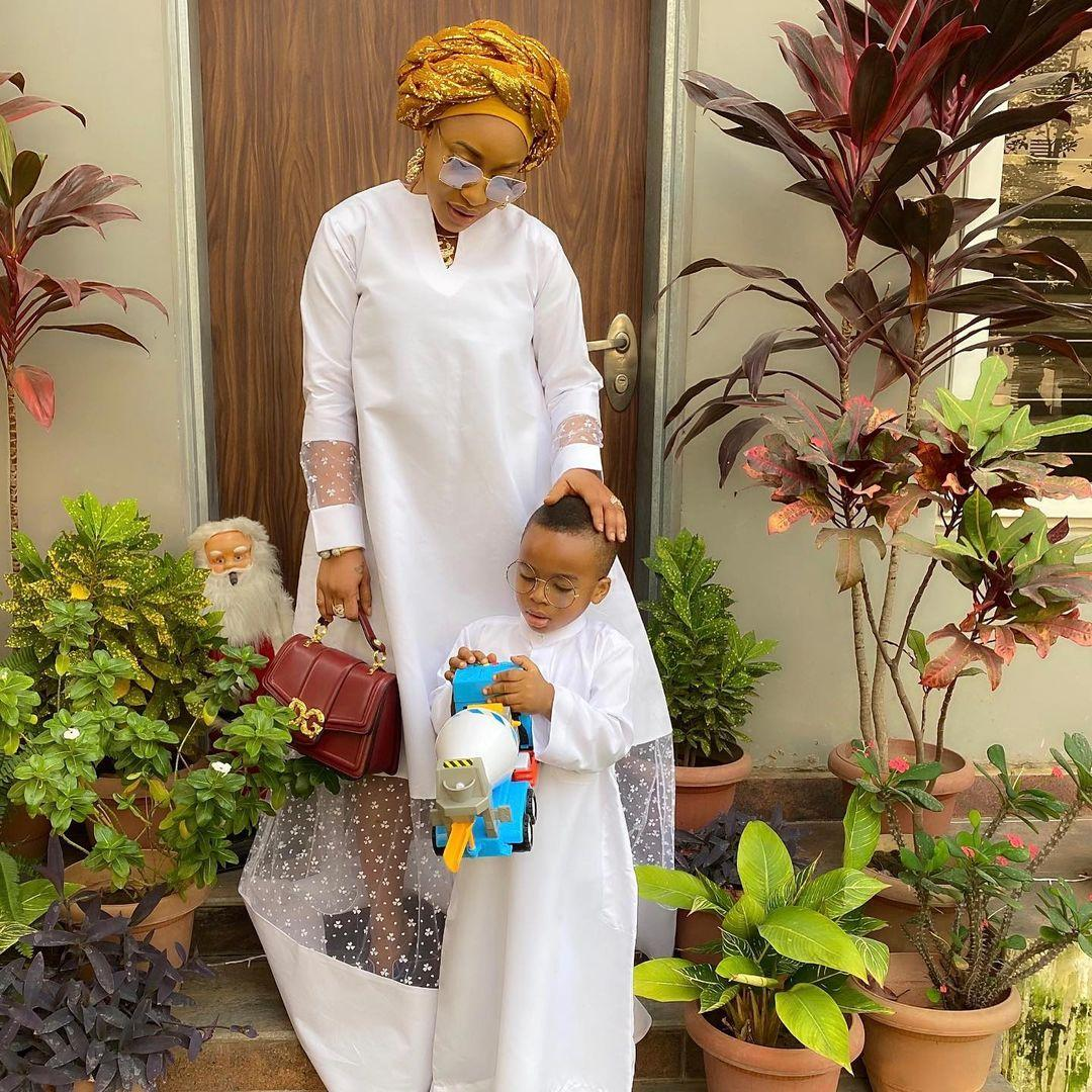 The future of my children and his children are what I live for - Actress, Tonto Dikeh