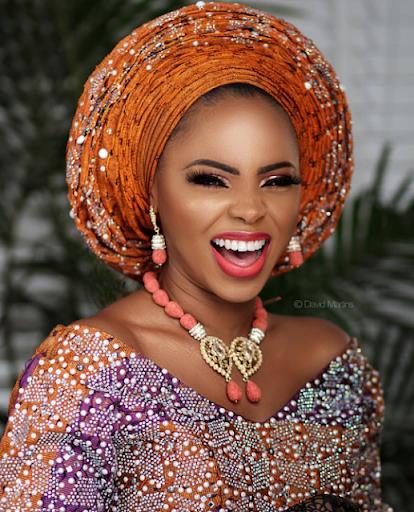 Chidinma Ekile celebrates birthday