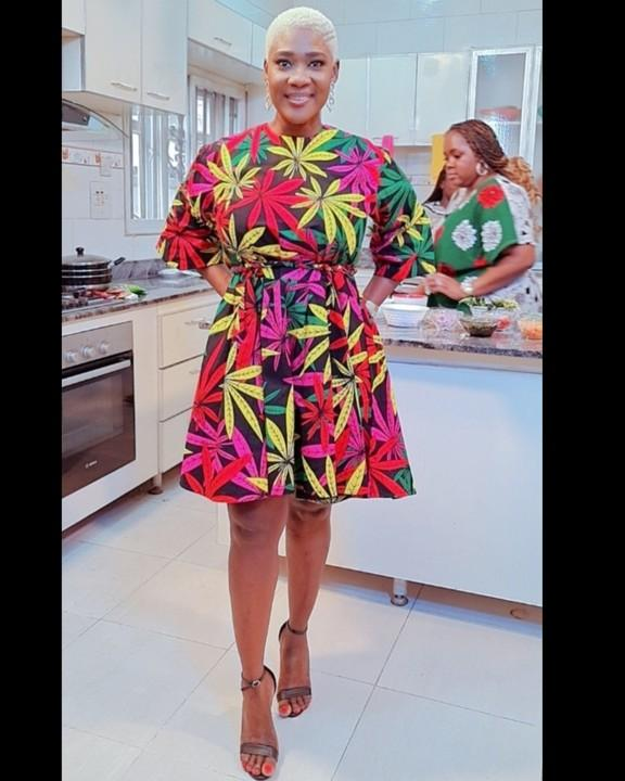 Actress, Mercy Johnson rocks new haircut (Photo, Video)