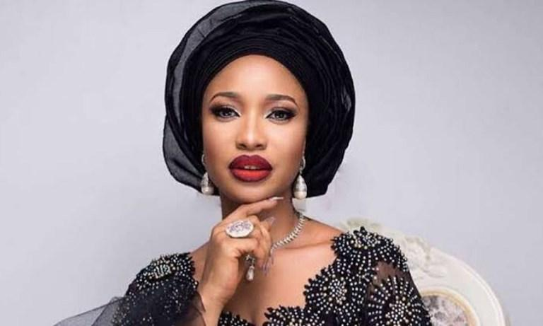 Tonto Dikeh buys herself a 'MAYBACH' worth millions of Naira for her 36th birthday