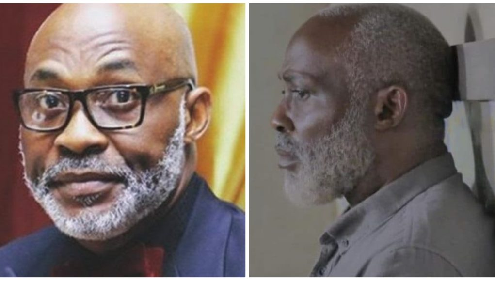 'For the first time in a long while, I find nothing to be cheerful about' Actor Richard Mofe-Damijo