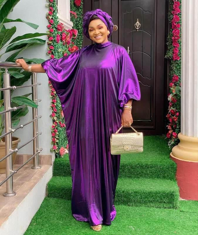 Mercy aigbe husband father's
